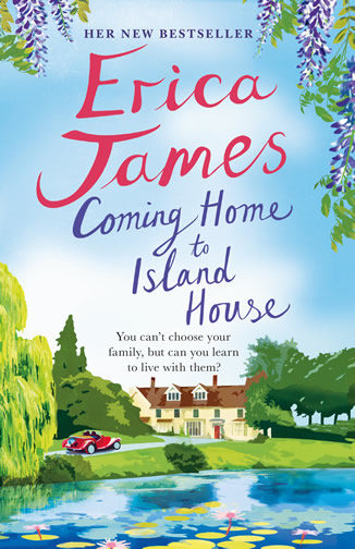 Coming Home to Island House paperback cover
