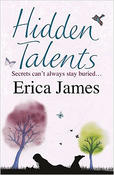 Hidden Talents by Erica James