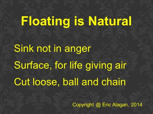 Floating is Natural