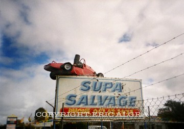Salvage Yard, Benalla