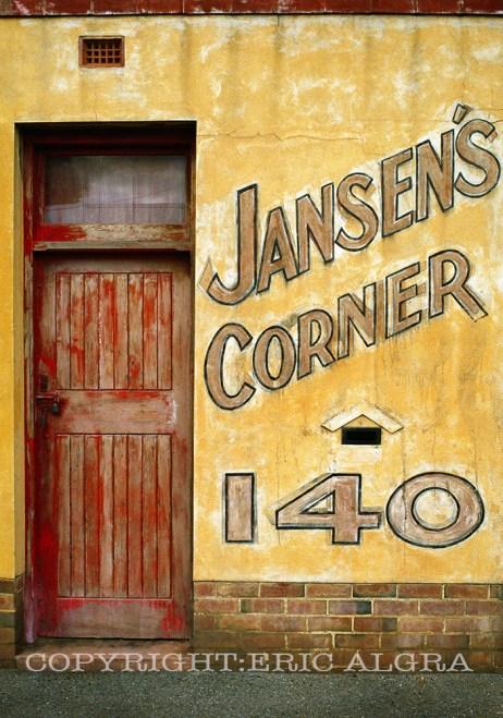 Jansen's Corner, Brompton