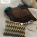 Abra's Bargello Pin Cushion
