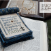 The Beatitudes - verse 3 | Erica Michaels Needleart Designs