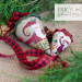 St. Nick's Berry - linen and silk