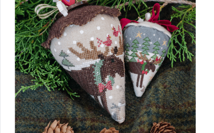 ChrisMoose Berry | Erica Michaels Needleart Designs