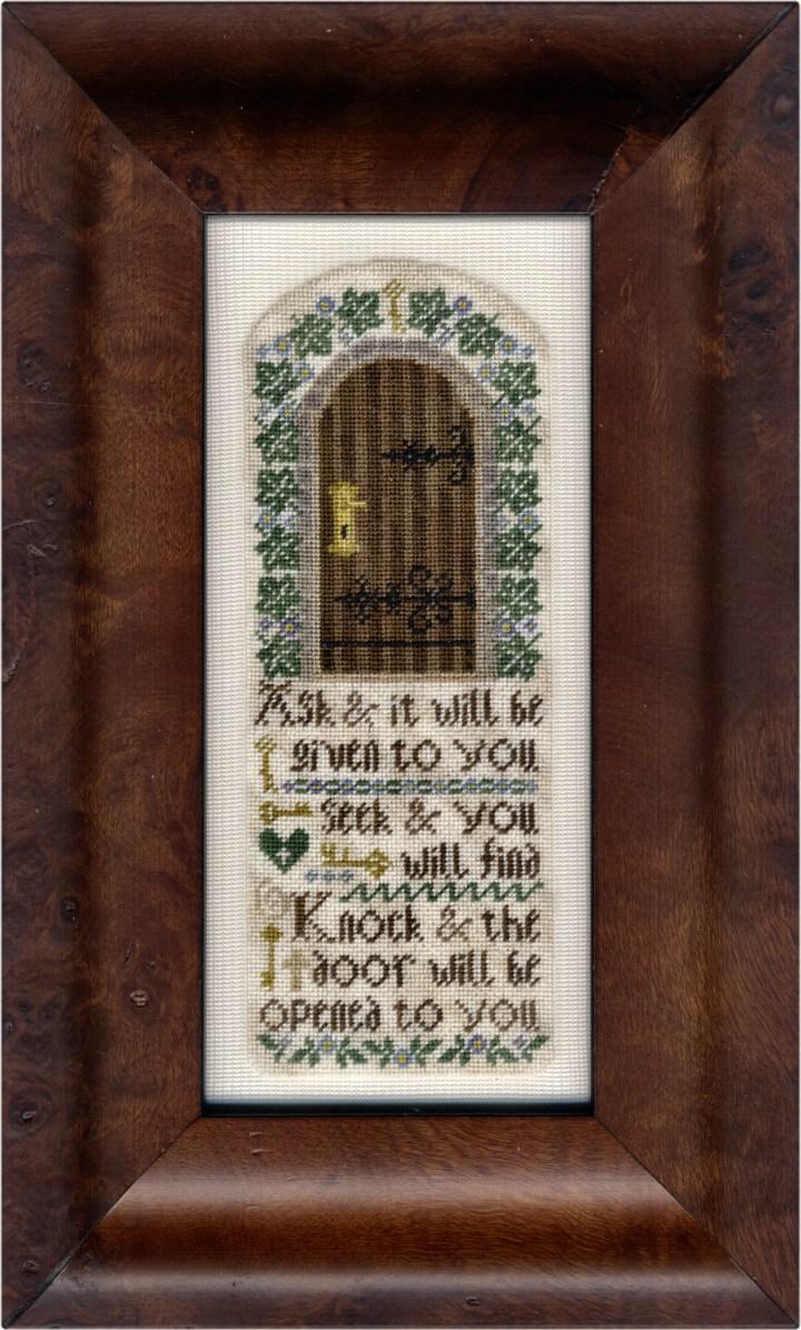 Ask Seek & Knock