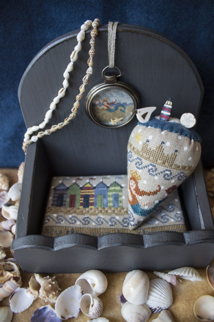 By the Sea Needle Book Set