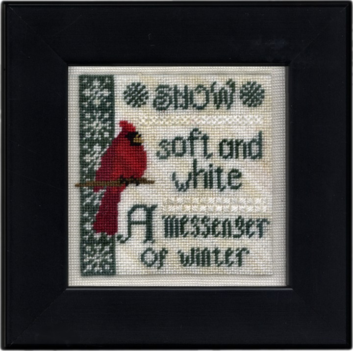 Winter Messenger