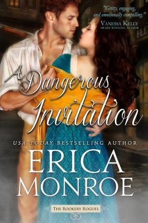 Book Cover: A Dangerous Invitation