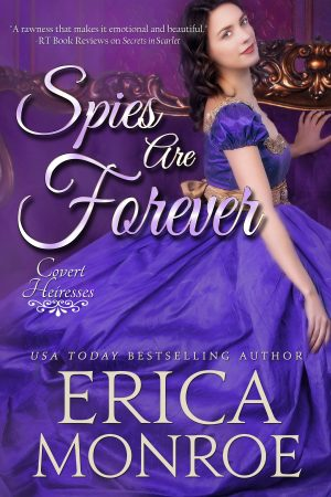 Book Cover: Spies Are Forever