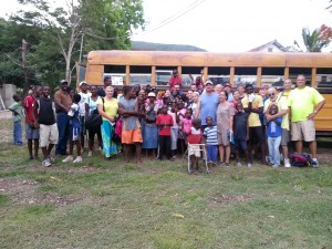 Flatwoods at Haiti Home of Hope