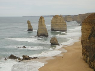 Australia. The 12 Apostles, Great Ocean Road, Victoria.
