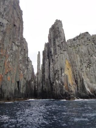 Australia. Cape Hauy, Tasman National Park, Tasmania.