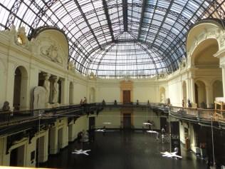 Chile. Museo de Bellas Artes, Santiago.