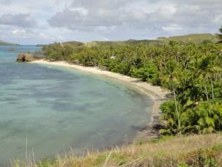 Fiji. Safe Landing Resort, Yasawaras.