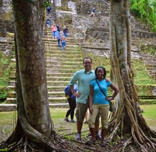 Lamanai Ruins Mexico