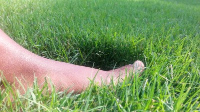 earthing grounding practice
