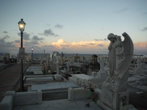 famous cemetery san juna, pr