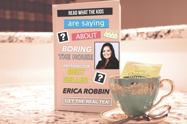 Get the Real Tea book © 2018 ericarobbin.com | All rights reserved.