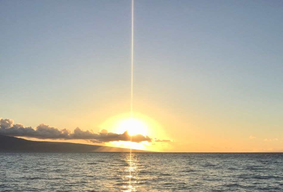 Maui sunset © 2018 ericarobbin.com | All rights reserved.