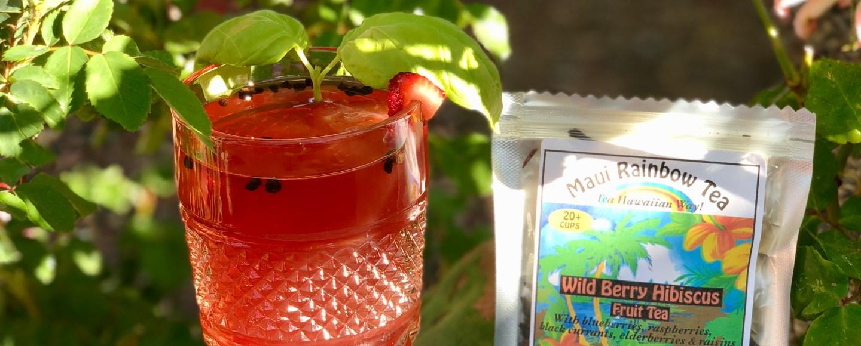 Hawaiian Iced Tea Lemonade © 2018 ericarobbin.com