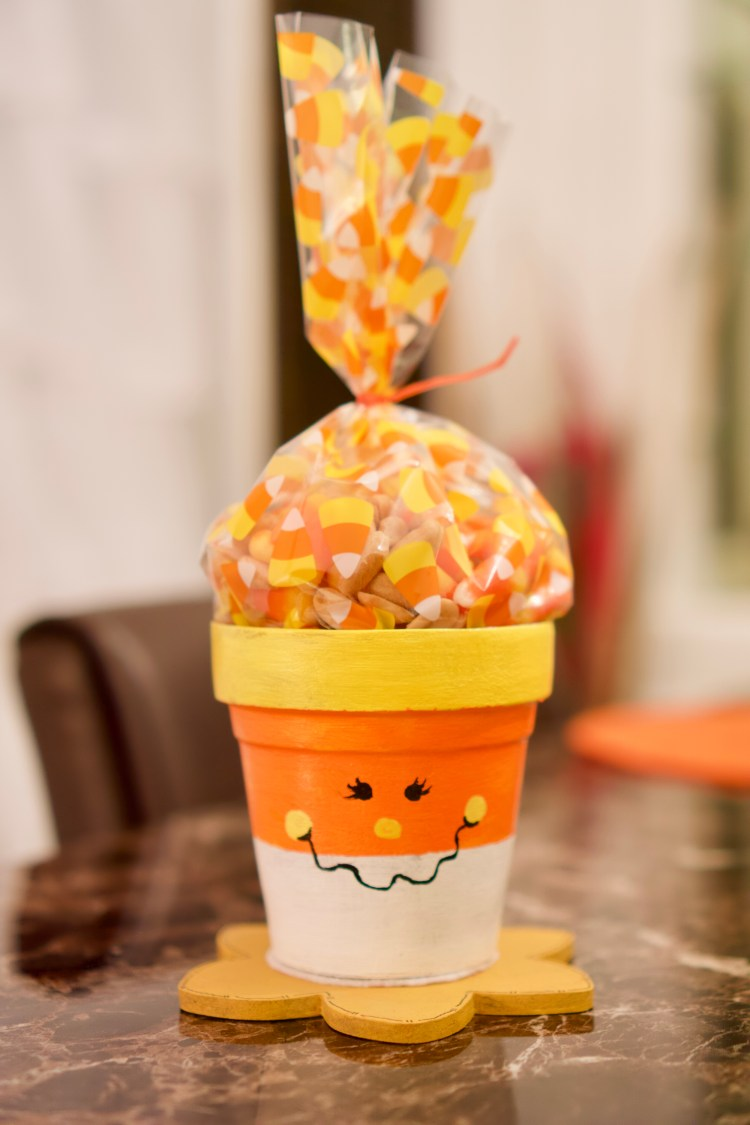 Candy Corn Pots © 2018 ericarobbin.com   All rights reserved.