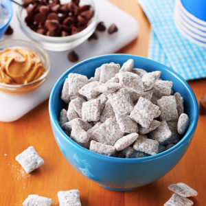 Chex Muddy Buddies, photo courtesy of General Mills