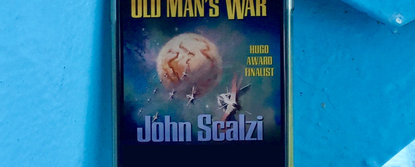 Old Man's War by John Scalzi © 2019 ericarobbin.com | All rights reserved.