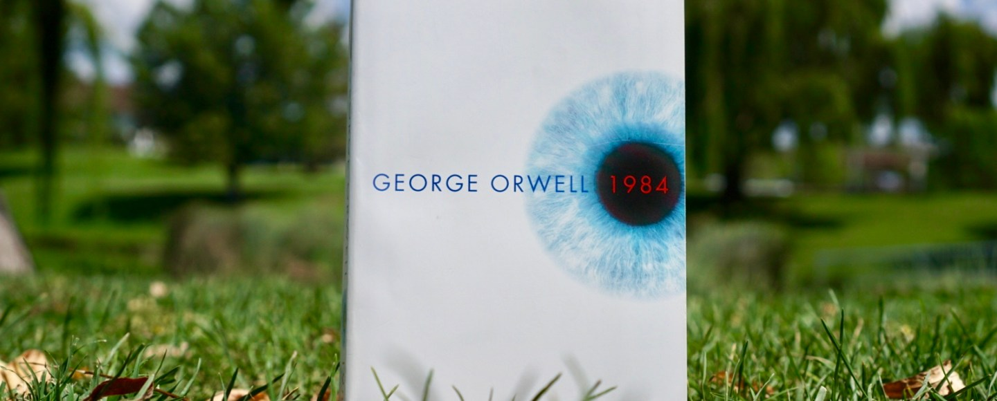 1984 by George Orwell © 2019 ericarobbin.com   All rights reserved.