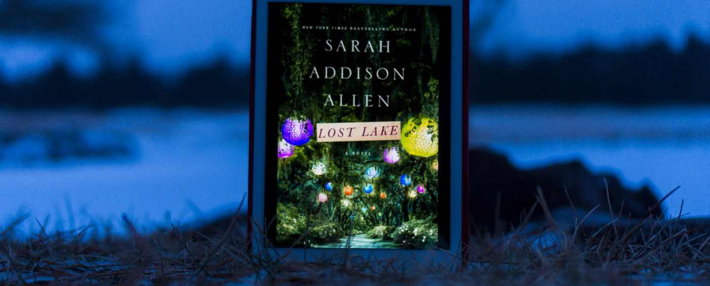 Lost Lake by Sarah Addison Allen © 2019 ericarobbin.com   All rights reserved.