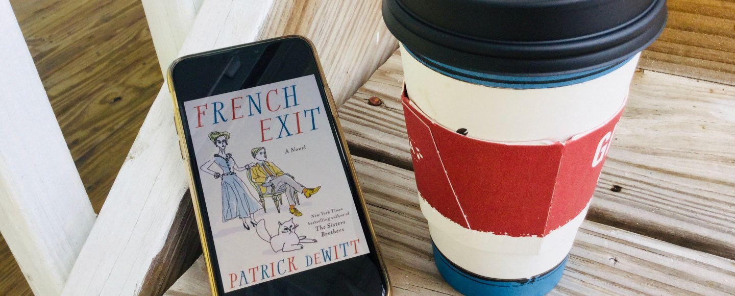 French Exit by Patrick deWitt © 2019 ericarobbin.com | All rights reserved.
