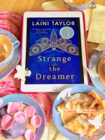Strange the Dreamer by Laini Taylor © 2019 ericarobbin.com | All rights reserved.