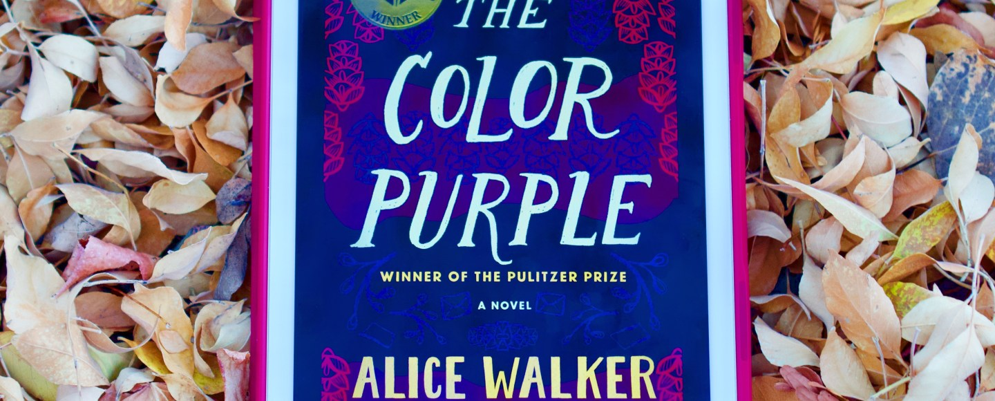 The Color Purple by Alice Walker © 2019 ericarobbin.com   All rights reserved.