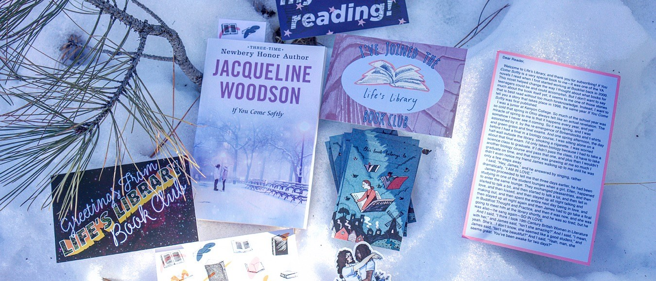 If You Come Softly by Jacqueline Woodson © 2019 ericarobbin.com   All rights reserved.