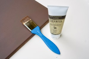 Geneva Paint Foundation Layer Stain © 2019 ericarobbin.com | All rights reserved.