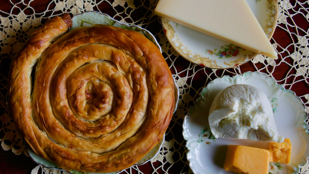 Copycat Recipe - Trader Joe's 5 Cheese Greek Spiral © 2019 ericarobbin.com | All rights reserved.