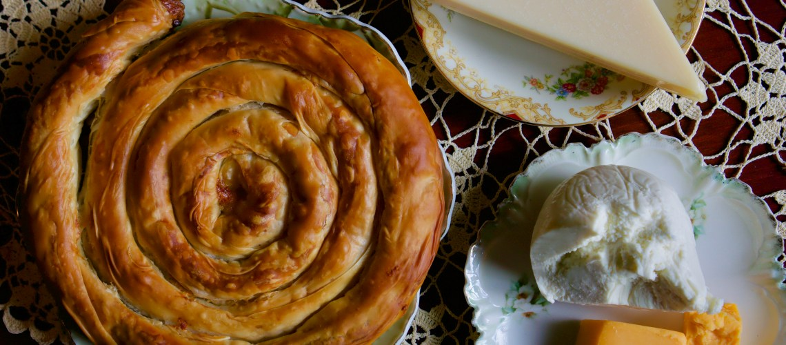 Copycat Recipe - Trader Joe's 5 Cheese Greek Spiral © 2019 ericarobbin.com | All rights reserved.