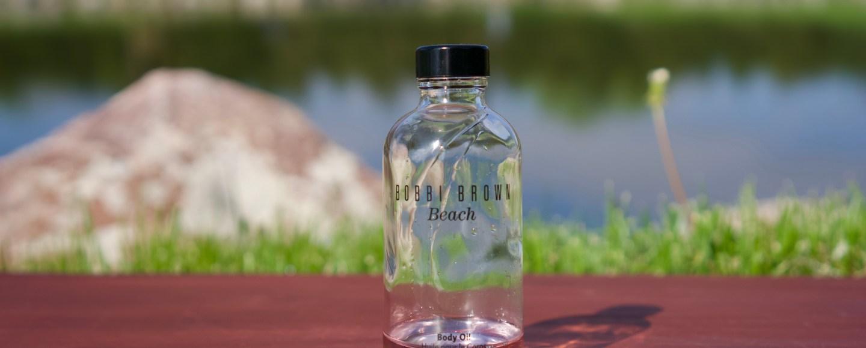 'beach' Body Oil by Bobbi Brown © 2019 ericarobbin.com | All rights reserved.