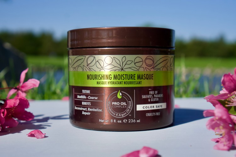 Macadamia Professional Nourishing Moisture Masque © 2019 ericarobbin.com | All rights reserved.