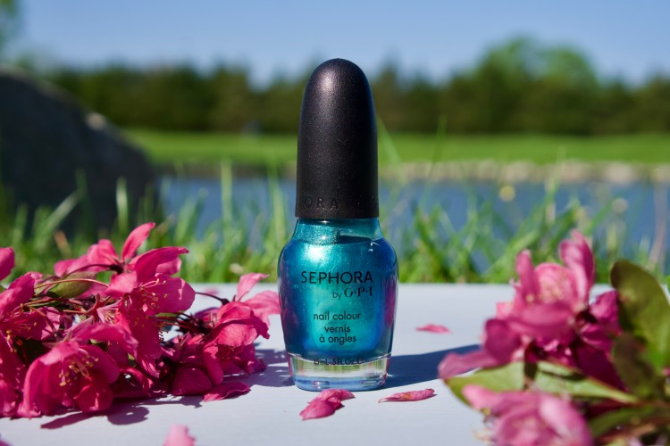 Mermaid to Order by OPI Sephora © 2019 ericarobbin.com   All rights reserved.
