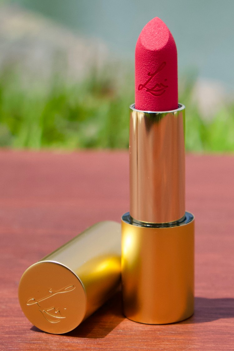 Lisa Eldridge Summer Pink Lipsticks © 2019 ericarobbin.com | All rights reserved.