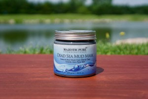 Dead Sea Mud Mask by Majestic Pure © 2019 ericarobbin.com | All rights reserved.
