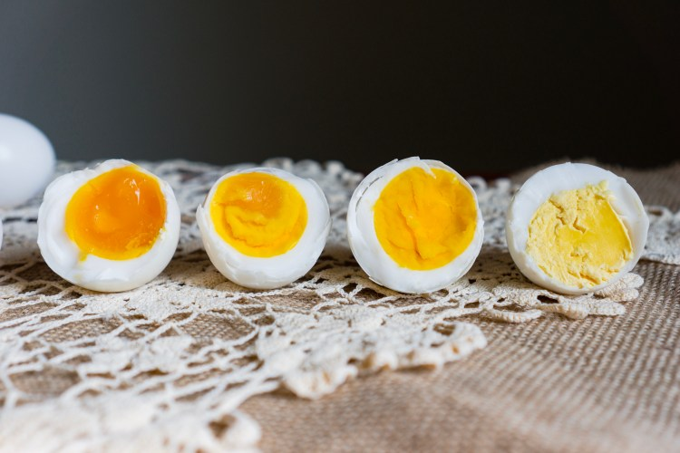 Boiled Eggs | Erica Robbin