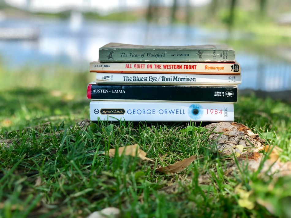 5 Classics to Reread this Year