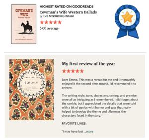 Goodreads 2019 Reading Challenge   Erica Robbin