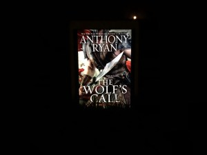 The Wolf's Call (Raven's Blade #1) by Anthony Ryan   Erica Robbin