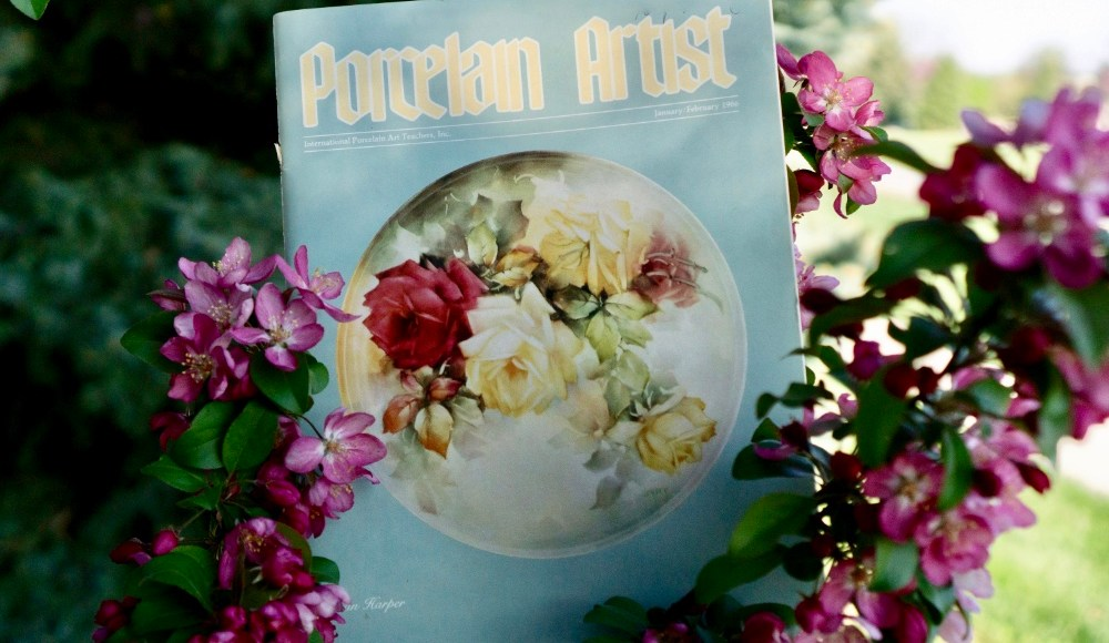 Porcelain Artist by Unknown Author | Erica Robbin
