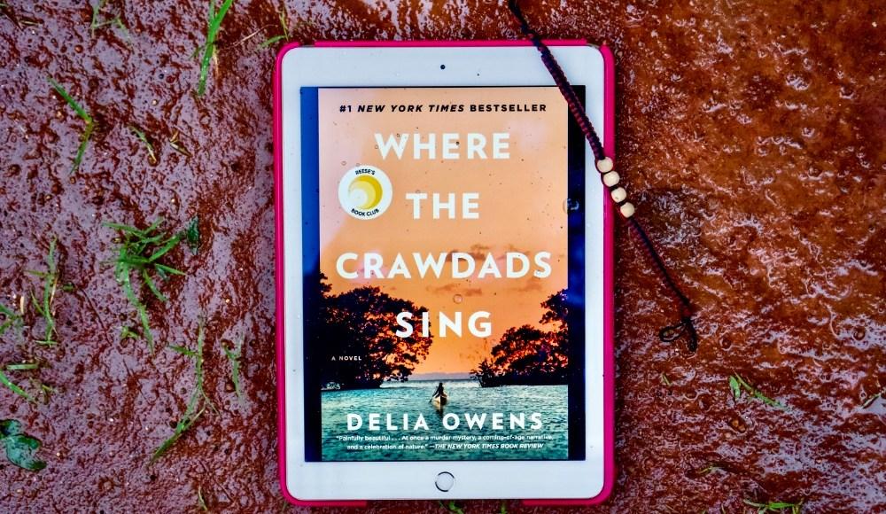 Where the Crawdads Sing by Delia Owens   Erica Robbin