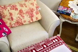 Reading Nook | Erica Robbin