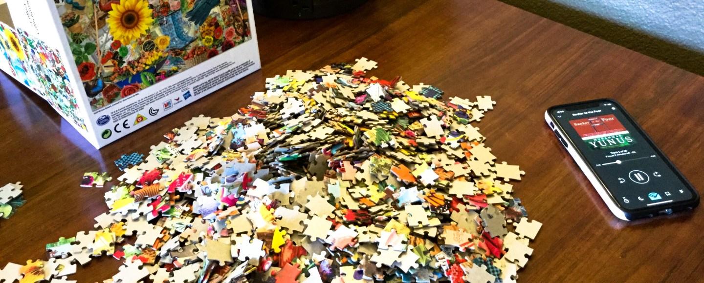 Garden Puzzle   Erica Robbin